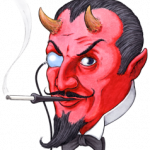 Free download of Devil Icon PNG