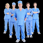 Download this high resolution Doctors And Nurses PNG Icon