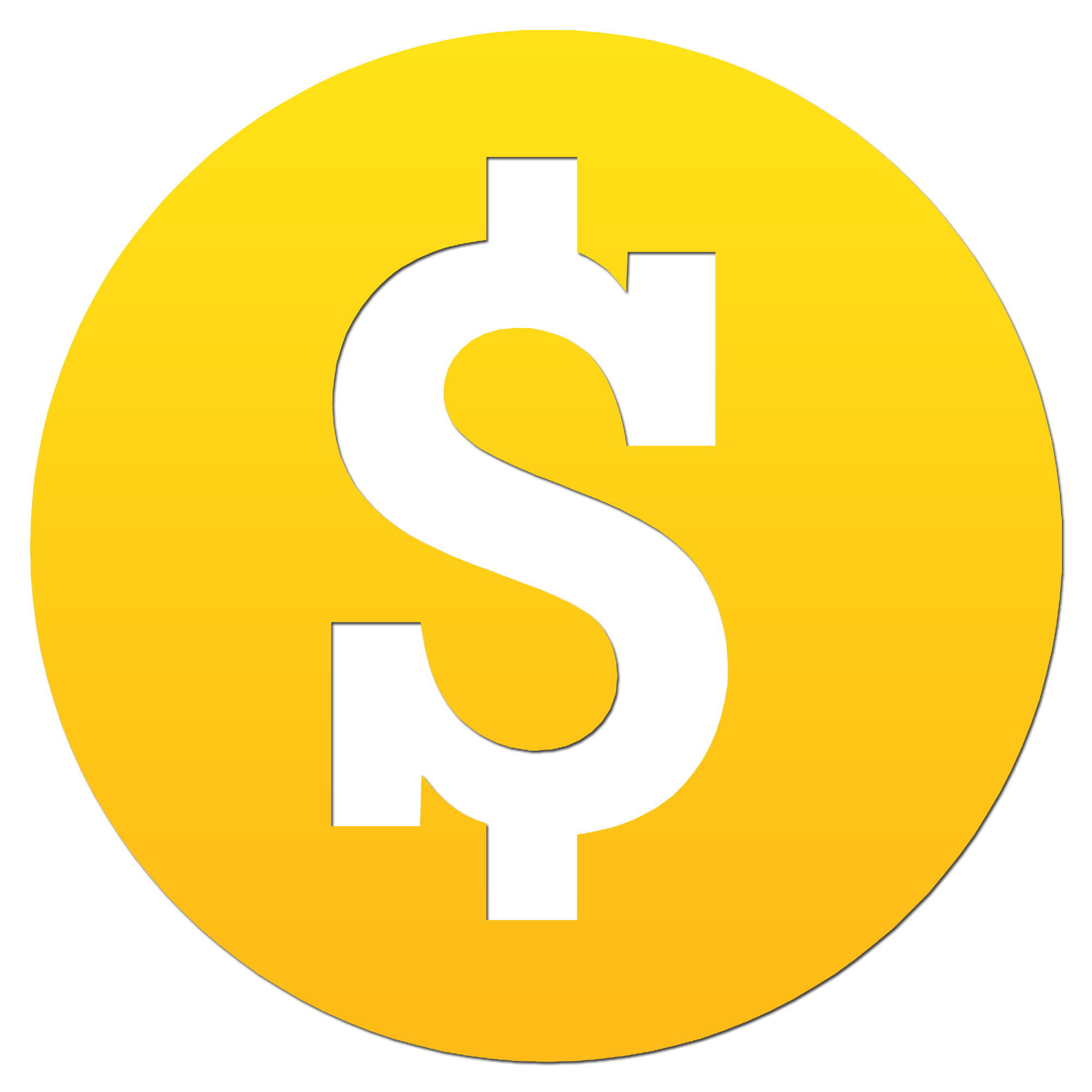 Download for free Dollar Icon PNG