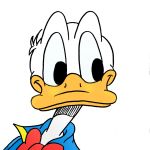 Now you can download Donald Duck Icon