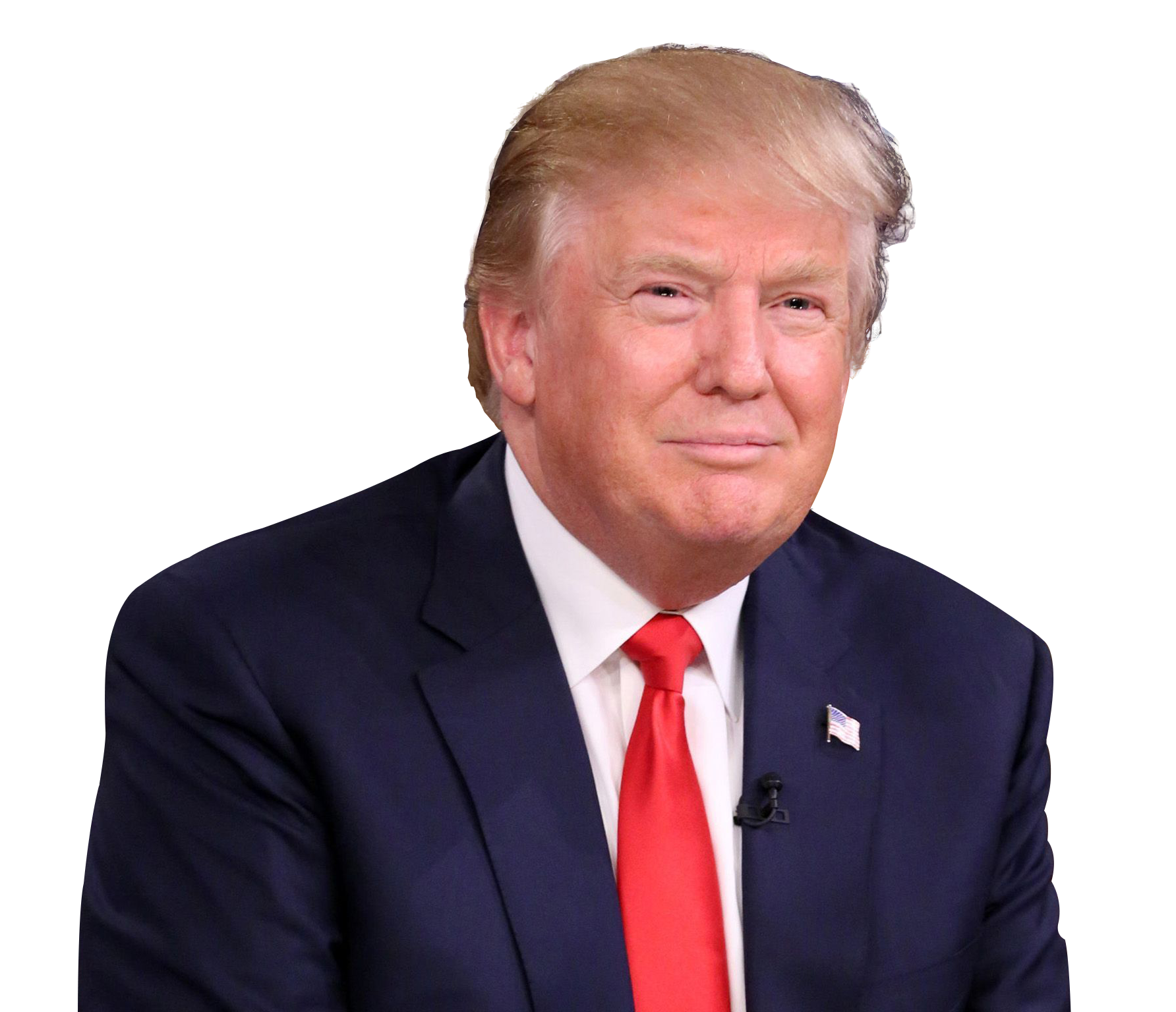 Now you can download Donald Trump Icon Clipart