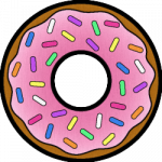 Download for free Donut PNG Icon