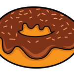 Download and use Donut PNG in High Resolution