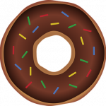 Free download of Donut In PNG