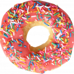 Best free Donut PNG Picture