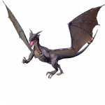 Free download of Dragon PNG in High Resolution