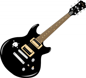Download this high resolution Electric Guitar PNG Picture