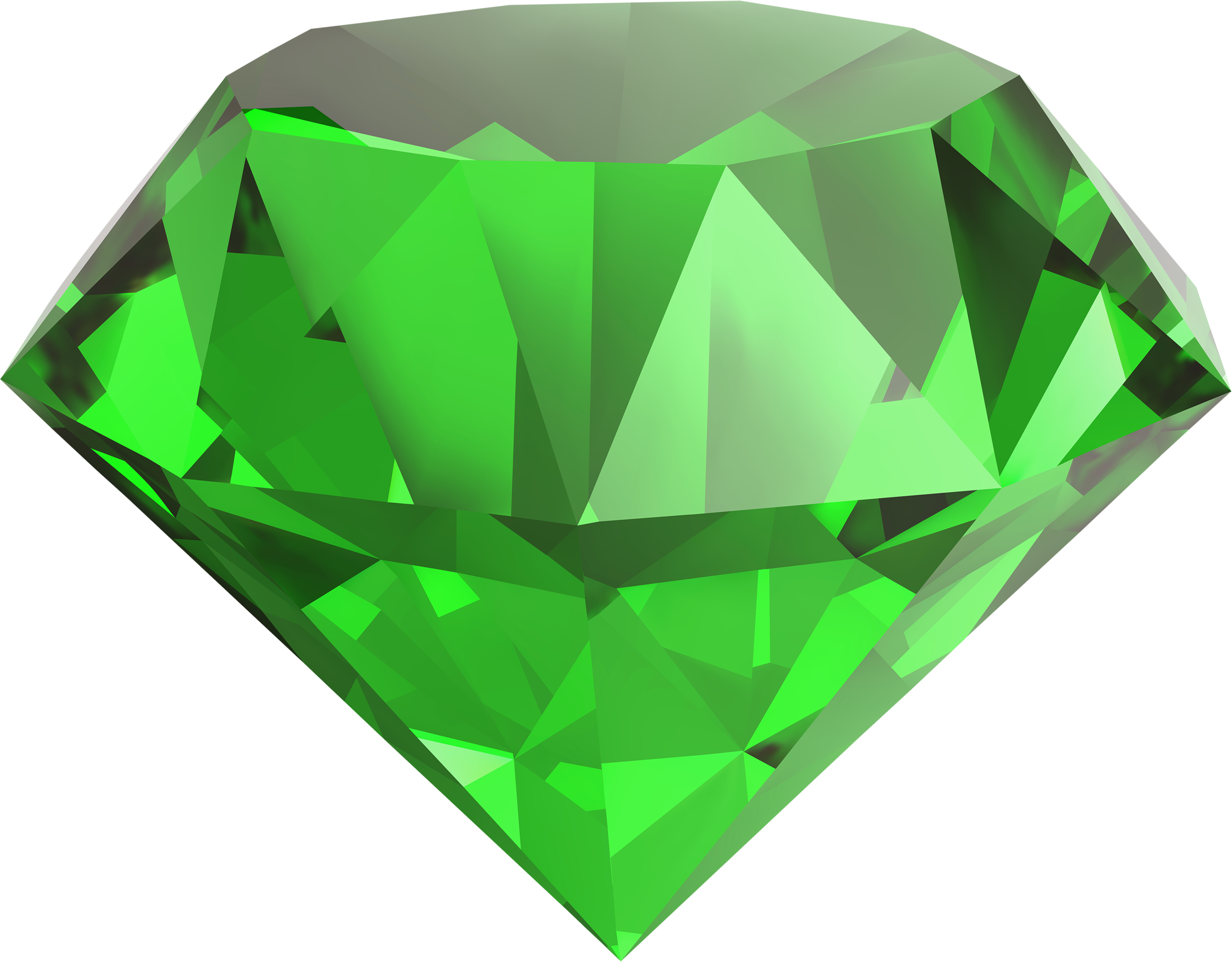 Free download of Emerald PNG Image Without Background