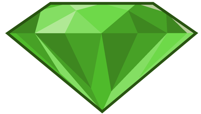 Now you can download Emerald Icon