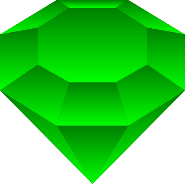 Download this high resolution Emerald High Quality PNG