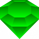 Grab and download Emerald PNG Icon
