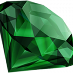 Now you can download Emerald PNG Image