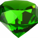 Download this high resolution Emerald  PNG Clipart