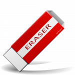 Download this high resolution Eraser In PNG