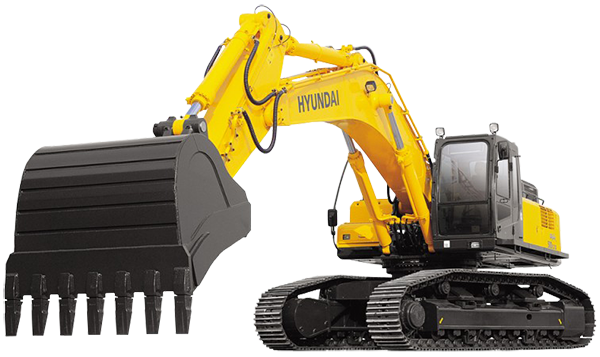 Now you can download Excavator PNG in High Resolution