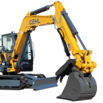 Download for free Excavator Icon PNG
