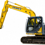 Download this high resolution Excavator PNG Image Without Background