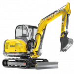 Download this high resolution Excavator Icon
