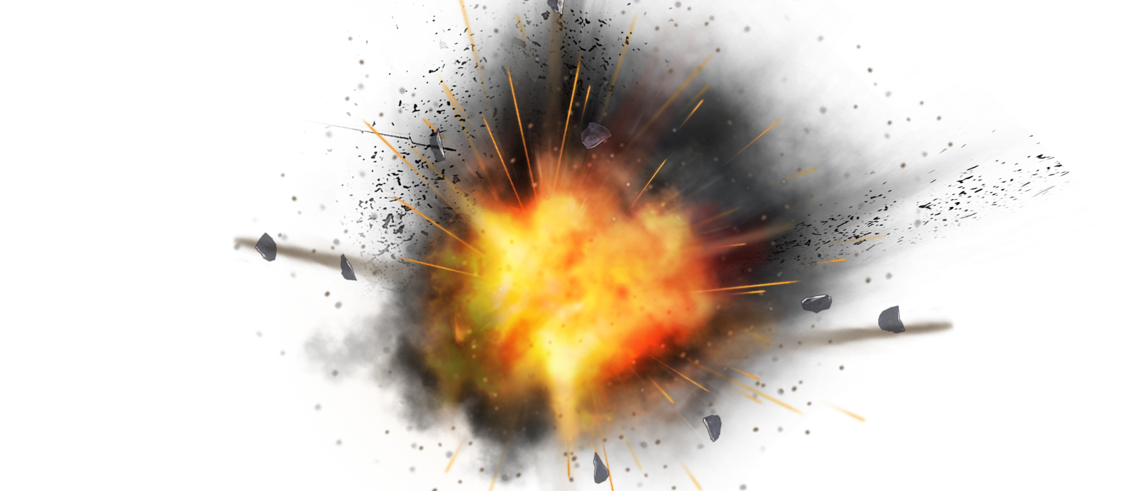 Free download of Explosion High Quality PNG
