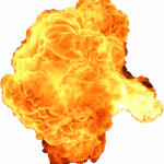 Download and use Explosion PNG in High Resolution