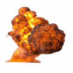 Now you can download Explosion PNG in High Resolution