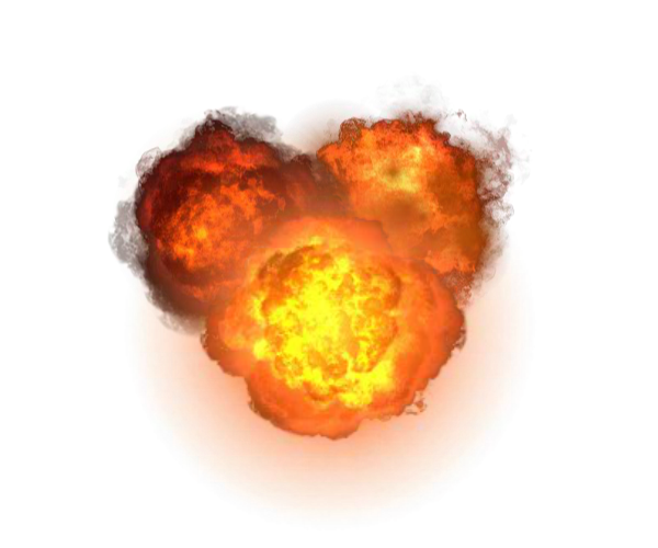 Free download of Explosion Icon