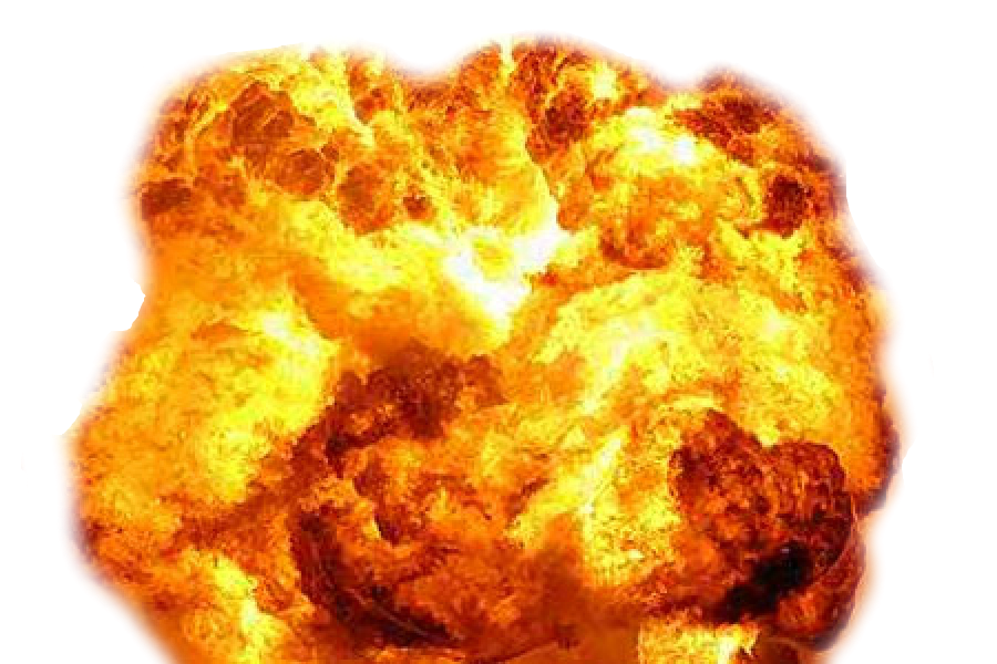explosion png image