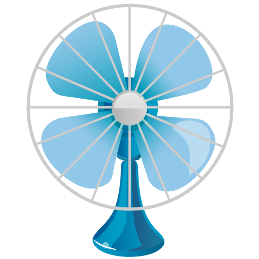 Grab and download Fan Icon