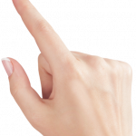 Download this high resolution Fingers Icon