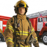 Download this high resolution Firefighter High Quality PNG