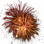 Download this high resolution Fireworks In PNG