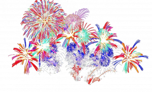 Best free Fireworks PNG in High Resolution