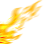Best free Flame  PNG Clipart