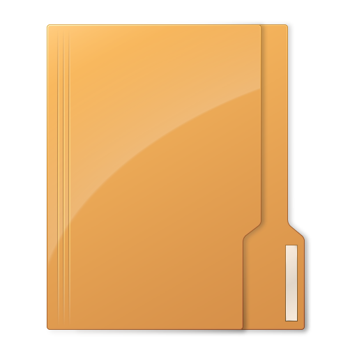 Now you can download Folders Transparent PNG File