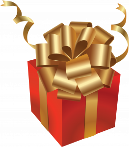 Download and use Gift Icon