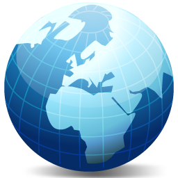 Download and use Globe PNG in High Resolution