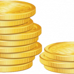 Free download of Gold Transparent PNG File