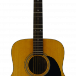 Download this high resolution Guitar Transparent PNG Image