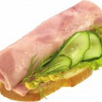 Best free Ham PNG in High Resolution