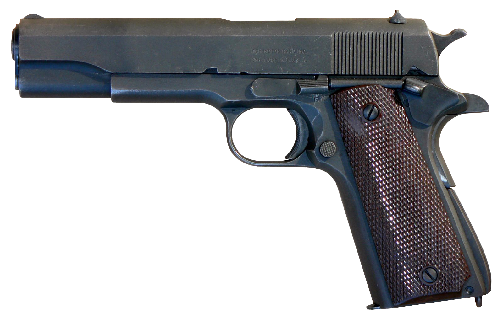 Download for free Hand Gun PNG Picture