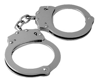 Download and use Handcuffs  PNG Clipart