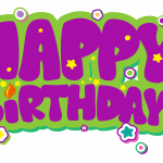 Free download of Happy Birthday PNG Icon