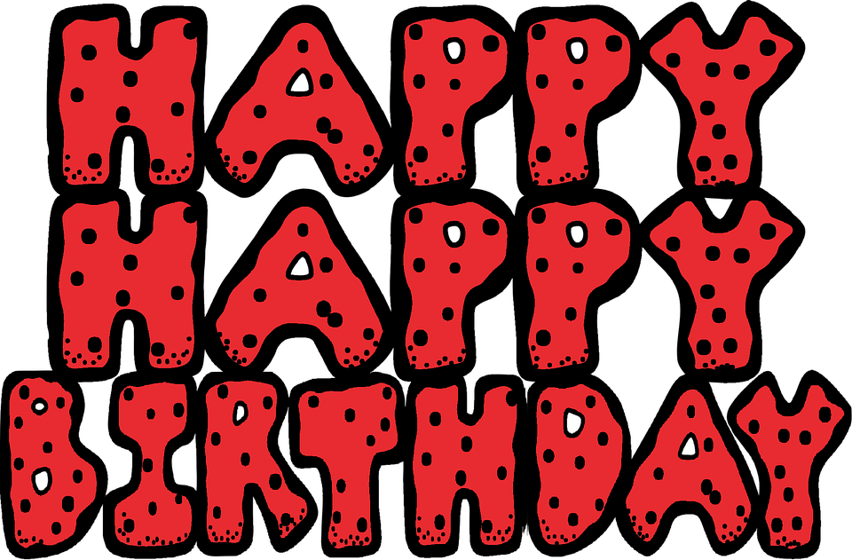 Free download of Happy Birthday PNG Image