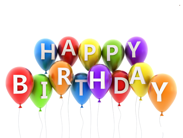 Download for free Happy Birthday PNG Image Without Background