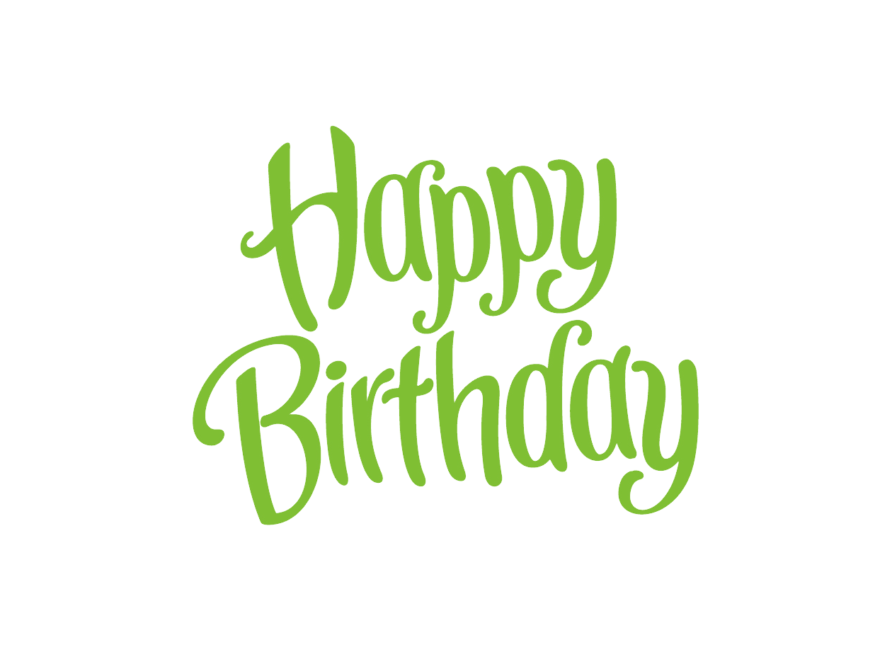 Happy Birthday Icon Clipart | Web Icons PNG