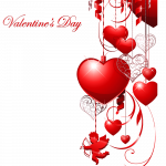 Download for free Happy Valentines Day Transparent PNG Image
