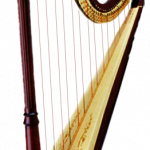 Best free Harp PNG Picture