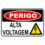 Download for free High Voltage Icon Clipart