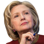 Download this high resolution Hillary Clinton In PNG