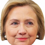Now you can download Hillary Clinton In PNG